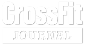 Certification Crossfit journal